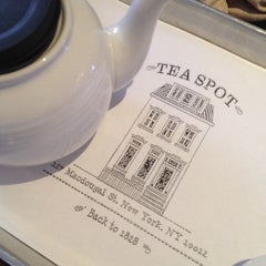 Photo taken at The Tea Spot by Andrea M. on 1/26/2014