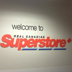 Photo taken at Real Canadian Superstore by Anthony D. on 2/14/2013