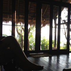 Photo taken at Koh Tao Cabana by Aliona M. on 5/14/2013