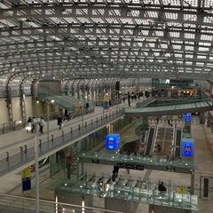 Photo taken at Stazione Torino Porta Susa by Adhith S. on 3/28/2013