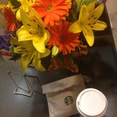 Photo taken at Starbucks by Ed F. on 4/22/2014
