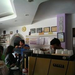 Photo taken at La Bussola café by Alberto R. on 2/1/2013