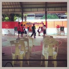 Photo taken at โรงเรียนเชียงคำวิทยาคม Chiang Kham Wittayakom School by FuTure'Phang L. on 2/13/2013