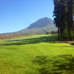 Photo taken at Erinvale Golf Estate by Vic Z. on 9/7/2014