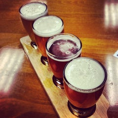 Photo taken at The Phoenix Ale Brewery by Sydney H. on 2/10/2013