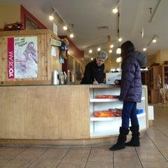 Photo taken at Belle Fair Cafe by Steven B. on 1/21/2013