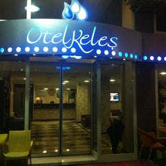Photo taken at Otel Keles by Yılmaz D. on 4/7/2013