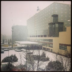 Photo taken at IBC - International Business Center by Simona L. on 1/14/2013
