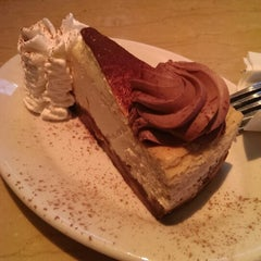 Photo taken at The Cheesecake Factory by Federico V. on 6/17/2013