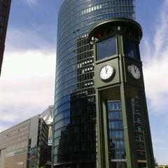 Photo taken at Potsdamer Platz by Sebastian K. on 5/4/2013