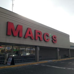 Photo taken at Marc's Grocery & Deep Discount Stores by Jim P. on 1/22/2013