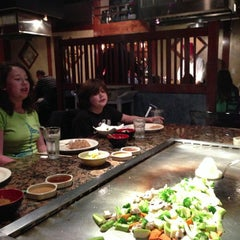 Photo taken at Sushi Ya by Michael N. on 12/9/2012