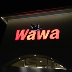 Photo taken at Wawa by Joe K. on 8/2/2013
