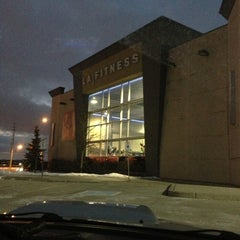 Photo taken at LA Fitness by Lloyd M. on 1/2/2013