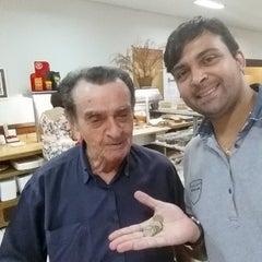 Photo taken at Panificadora Pão de Trigo by Marcelo T. on 2/3/2015