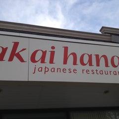 Photo taken at Akai Hana by Mark R. on 4/17/2013