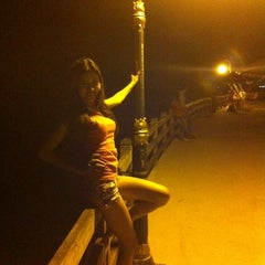 Photo taken at Dermaga Hati,Ancol Beach Pool. by CiinTaa on 6/19/2014