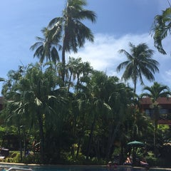 Photo taken at Patong Merlin Hotel Phuket by Gabriela M. on 3/11/2015