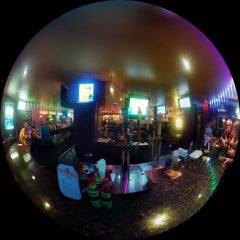 Photo taken at Bayou Grill by brettzle on 8/26/2014