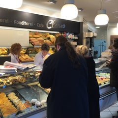 Photo taken at Bäckerei Claus by Andreas S. on 1/31/2016