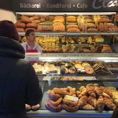 Photo taken at Bäckerei Claus by Andreas S. on 12/31/2015