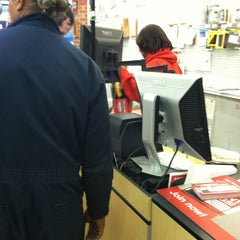 Photo taken at Bates Ace Hardware by Ras Anthony H. on 3/21/2013