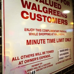 Photo taken at Walgreens by Christopher M. on 9/25/2012