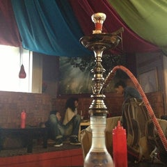 Photo taken at Anatolia Cafe & Hookah Lounge by Daria S. on 1/15/2013