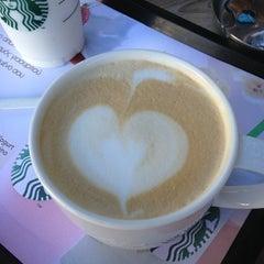Photo taken at Starbucks by Chara K. on 5/25/2013