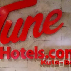 Photo taken at Tune Hotels by Achmad Z. on 4/16/2014
