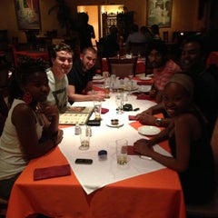 Photo taken at Maharaja Indian Restaurant by Christopher R. on 4/17/2013