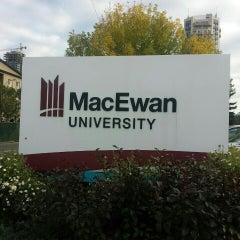 Photo taken at MacEwan University by Reagan L. on 9/17/2015