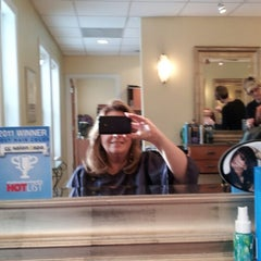Photo taken at CC Salon and Spa by Kasey C. on 2/1/2013