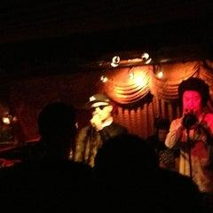 Photo taken at Del Monte Speakeasy by Erika A. on 3/14/2013