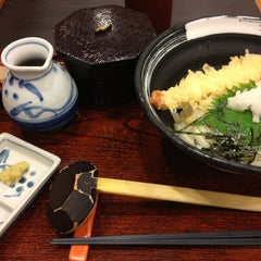 Photo taken at 杵屋 ルミネ池袋店 by WelshCorgi on 5/21/2013