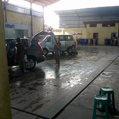 Photo taken at Carissa Car Wash by Rahde S. on 3/16/2013
