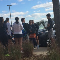Photo taken at Naperville North High School by Daniel D. on 10/1/2015