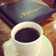 Das Foto wurde bei Milagro's Restaurant von MoniQue am 11/21/2012 aufgenommen