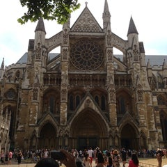 Photo taken at Westminster Abbey by Alexander S. on 7/17/2013