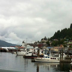 Photo taken at Ketchikan, Alaska Pier One by Bhin 😎 on 7/21/2013