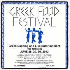 Photo taken at Dormition of the Theotokos Greek Orthodox Church by @The Food Tasters on 6/30/2013