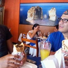 Photo taken at Shawarma El Badawi by Fabián G. on 4/15/2012
