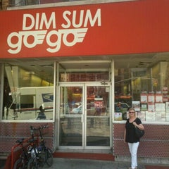 Photo taken at Dim Sum Go Go by Dominick F. on 5/29/2012
