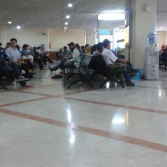 Photo taken at Gate 6 by Ibnu A. on 2/8/2014