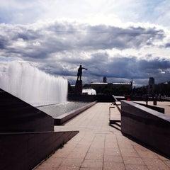 Photo taken at Московская площадь by Sasha B. on 7/19/2013