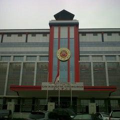 Photo taken at 崇文三语附属 Sekolah Nasional Plus Cinta Budaya by Jefferie G. on 7/5/2013