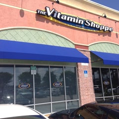 Photo taken at The Vitamin Shoppe by Geoff S. on 5/14/2013