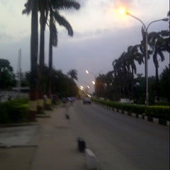 Photo taken at University Of Lagos by Olumide C. on 7/23/2014