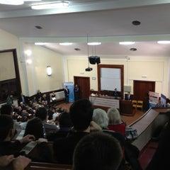 Photo taken at Pravni fakultet by Ena S. on 1/26/2013
