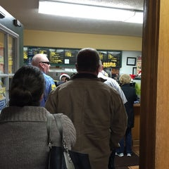 Photo taken at Tudor's Biscuit World by Jason B. on 12/24/2014